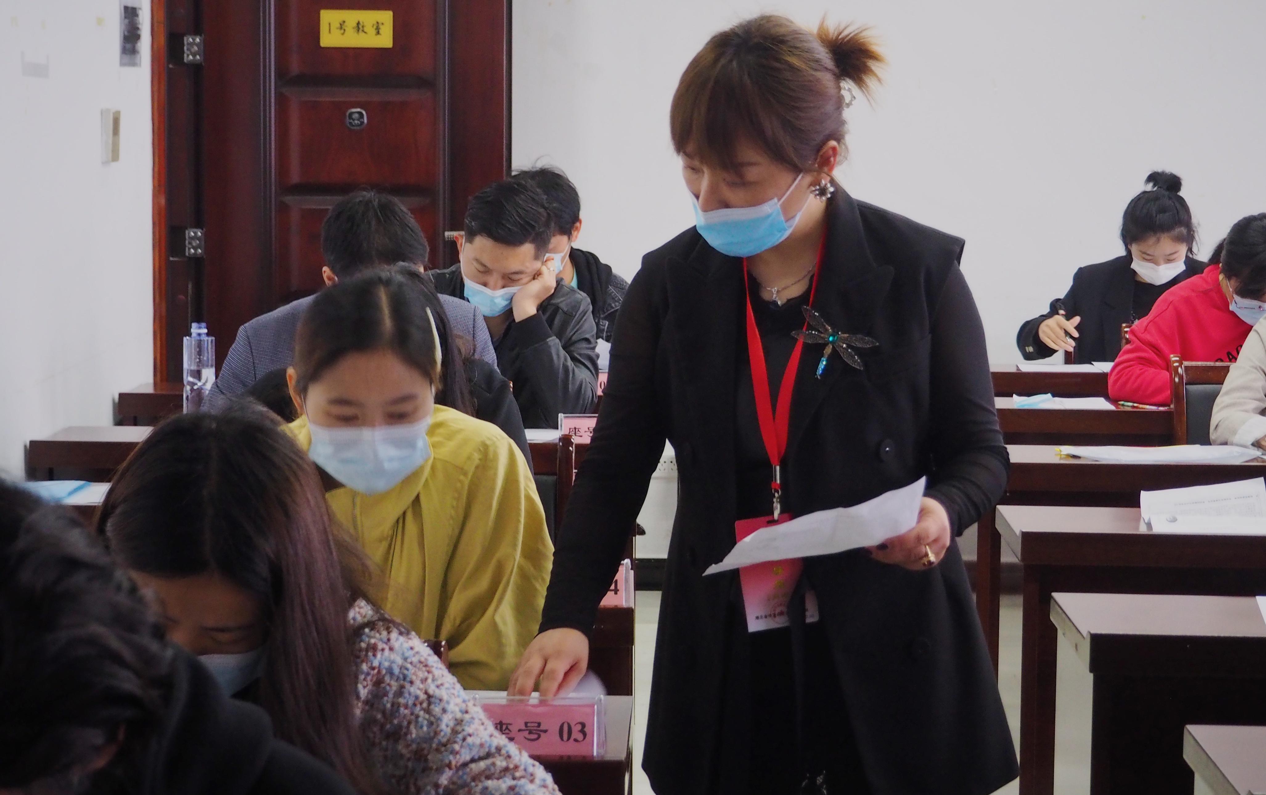 2021年4月湖北省华龙职业培训学校第二批职业技能等级认定成绩公示